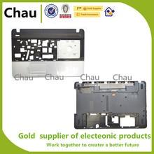 New For Acer E1 571G E1 531G E1 521 E1 531 E1 571 Q5WPH Q5WT6 NV55 NV57 Palmrest COVER Upper  Bottom Case Base AP0NN000100