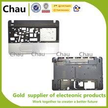 Nieuwe Voor Acer E1 571G E1 531G E1 521 E1 531 E1 571 Q5WPH Q5WT6 NV55 NV57 Palmrest COVER Upper Bottom Case Base AP0NN000100