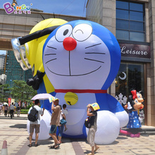 Free Delivery decorative giant inflatable cartoon model 2.5 mts high quality promotional cartoon replicas for display toys