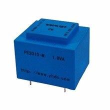 PE3015-M 1.8VA 230V/12V Expory resign encapsulated safety isolating transformer transformer