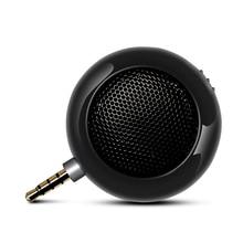 2016 Vente Chaude Leadsound Portable Mini HIFI 3D Surround Haut-Parleur 3.5mm Jack Mini Haut-Parleur pour Téléphone Intelligent Tablet PAD debout