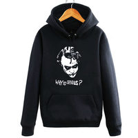 Anime! New Batman Joker Leisure Loose Trendy Boys and Girls Student Pullover Hoodie Costume Free Shipping