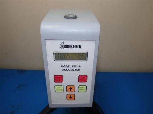US $1293 96 |DHL/EMS Brookfield DV I+LV Viscometer LVDVI+ A1-in Tool Parts  from Tools on Aliexpress com | Alibaba Group