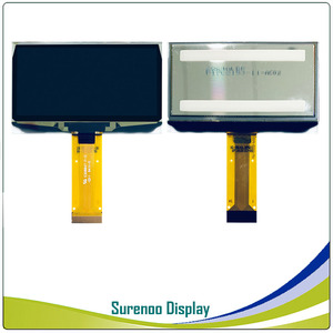 "Image 3 - الحقيقي OLED عرض ، 2.42 ""128*64 12864 SPI I2C/IIC الجرافيك وحدة LCD شاشة LCM شاشة SSD1309 تحكم"