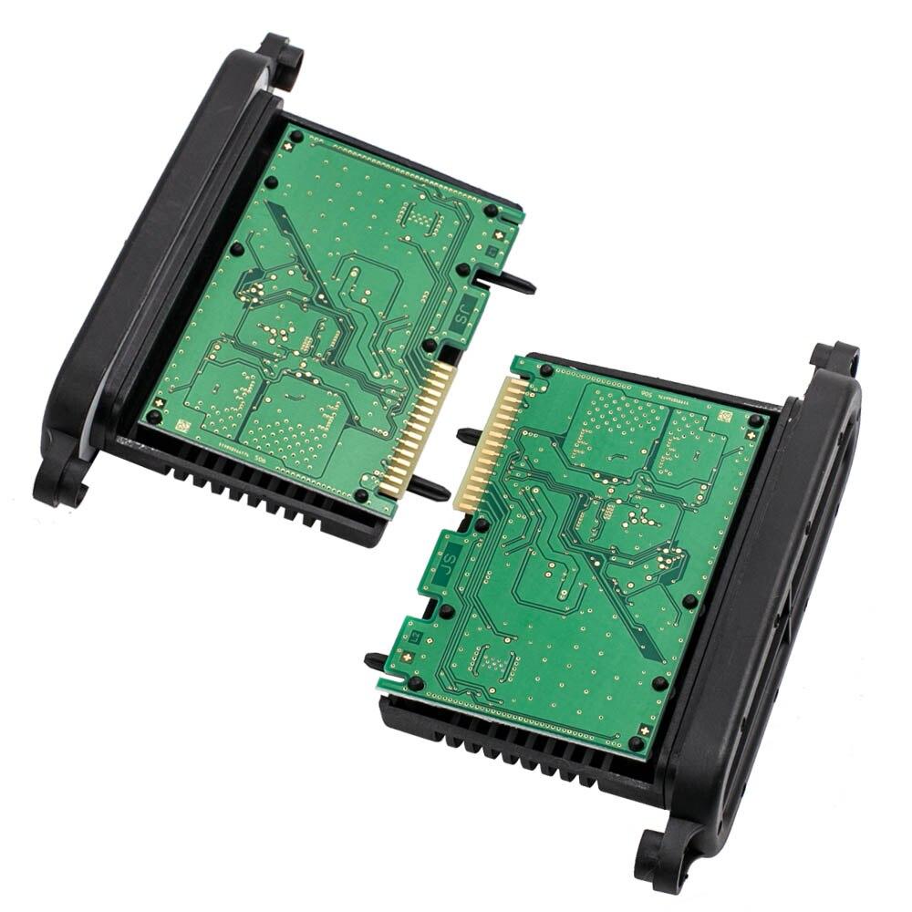 2 pièces TMS Conducteur Module Phare Halogène Halogène pour BMW Série 5 F10 F11 F07 F18 528Li 63117304906 7267045 535051806 535051807
