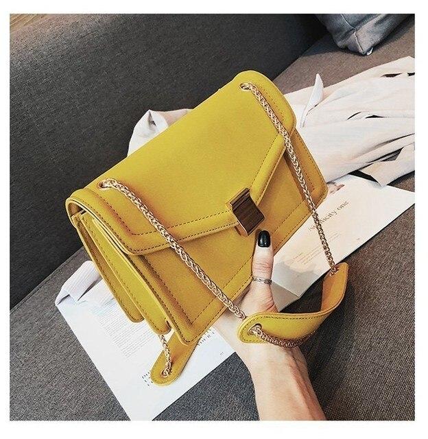 Bags Retro Matte PU Leather...