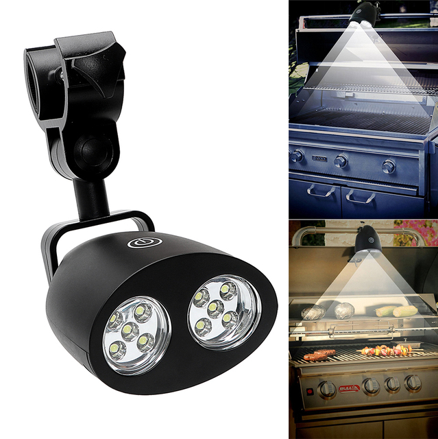 Itimo led barbecue grill light bbq lamp kitchen outdoor lighting itimo led barbecue grill light bbq lamp kitchen outdoor lighting night light battery powered black touch aloadofball Gallery