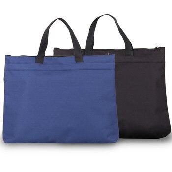 3e128643232b Деловая холщовая сумка-портфель офисный документ сумка для ноутбука  Студенческая информационная Сумка деловой портфель портативный файл .
