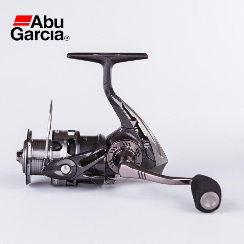 Abu Garcia REVO LT 9+1BB 5.2:1/6.2:1 Drag Power 2kg/3kg Spinning Fishing Reel Lightweight High Performance Fish Reel Spool Tacke