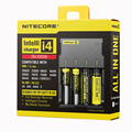 Sysmax i4 Nitecore 26650 18650 CR123A 17670 AA AAANi-MH / Ni-CD Battery Charger