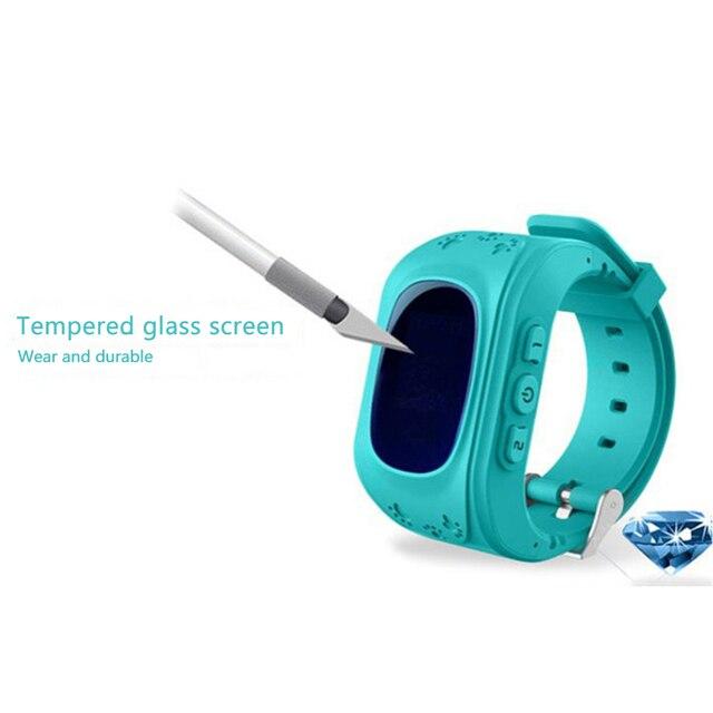Smart Watch Q50 Kids  Waterproof Touchscreen Watch Anti-lost Alarm Smart Watch for Girls Boys  6