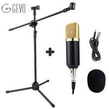 BM 700 ручной микрофон с NB-107 микрофонная стойка профессиональный конденсаторный микрофон BM-700 для Усилители домашние компьютер Гитары