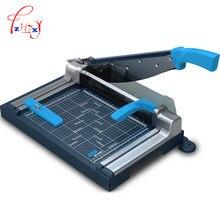 A4 tamaño pesado cortador de papel pila cortador de papel de corte  multifuncional hoja de aluminio cobre 0e268f417abf