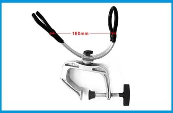 IBST LIFE Fishing Rod Holders Adjustable Removable 360 degree Kayak Boat Support Pole stand Bracket