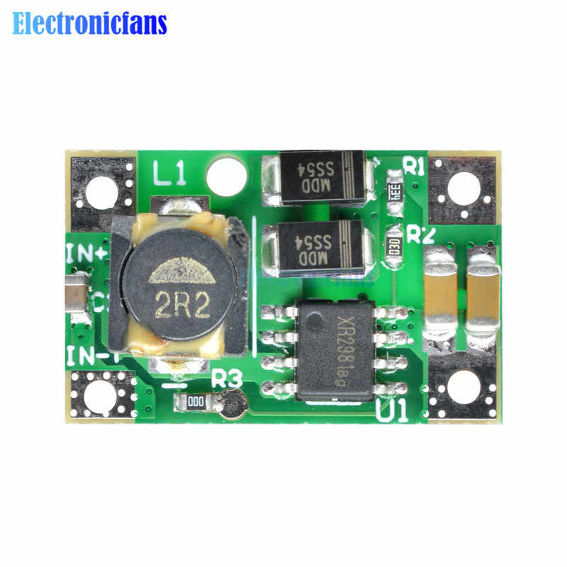 3A 5V DC-DC Module d'alimentation Booster Module d'alimentation 2.5-5V à 5V régulateur de tension batterie au Lithium charge Boost Circuit Boad
