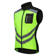 Cycling Reflective Safety Vest Waistcoat Clothing Motocross Off-Road Racing Vest Motorcycle Touring Night Riding Jacket riding tribe motorcycle jacket racing jaqueta clothing motocross off road riding coat summer breathable mesh quick dry jackets