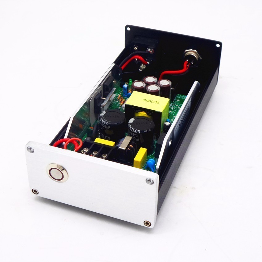 350w regulated Filter DC Power switch <font><b>adapter</b></font> DC 24v <font><b>32v</b></font> 36v 48V High power Digital Audio amplifier Professional power supply image