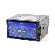 HEVXM 265 6.95 אינץ רכב רדיו רכב משולב DVD נגן Bluetooth נגן DVD לרכב 2 דין רכב נגן DVD היפוך עדיפות