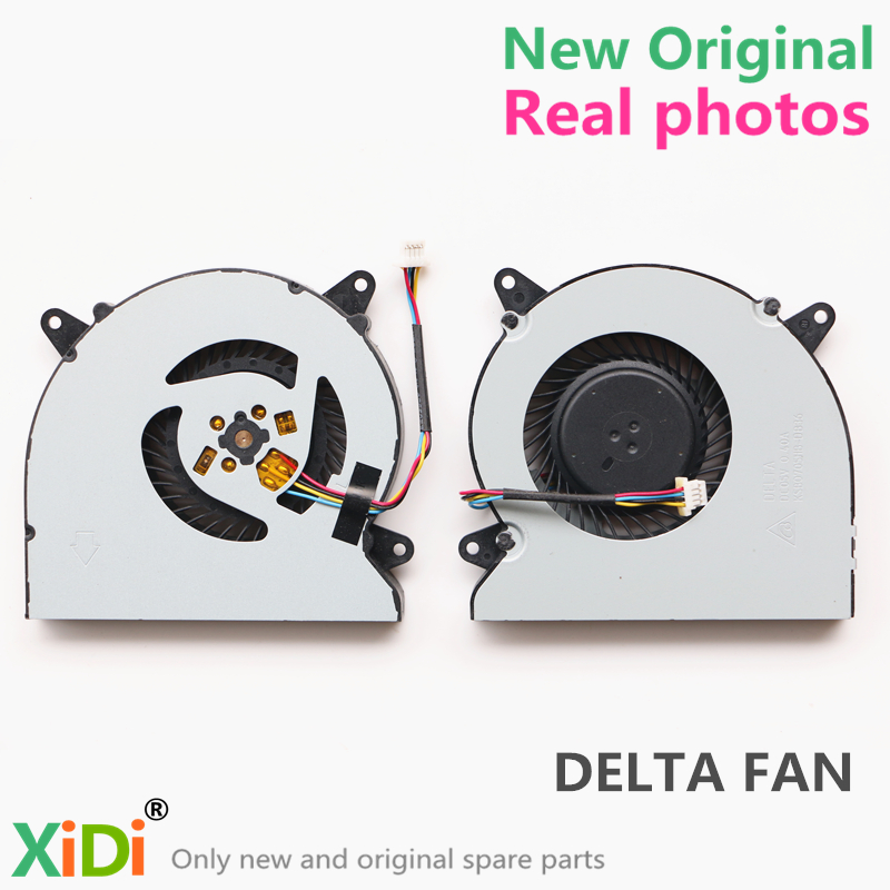 NEW Original CPU COOLING FAN FOR ASUS N550 N550J N550JV N550L N750 N750JV N750JK G550J G550JK CPU COOLING FAN MF60070V1-C180-S9A original s a n j u sj1738ha2 172 150 38mm 220vac 0 31a axial fan