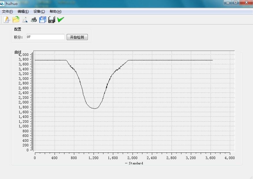 Linear CCD Module SPI Serial Port USB TCD1304 Single Chip CCD Precision Optical Measurement Customization - 4