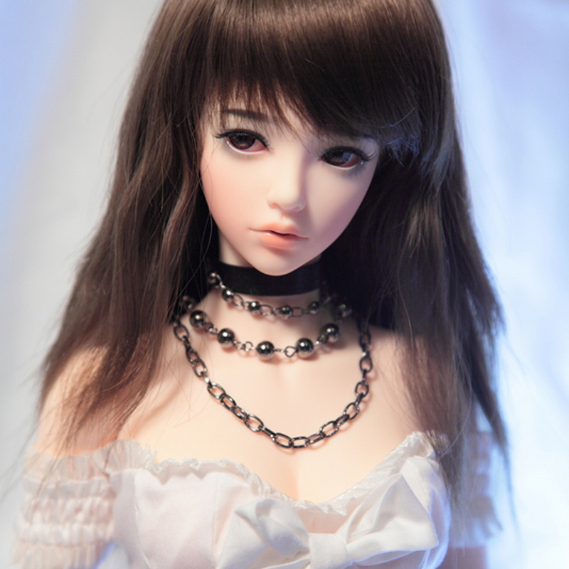 New Arrival 1/3 BJD Doll BJD/SD Fashion Style Mari Resin Joint Doll For Baby Girl Gift Present With Eyes New Arrival 1/3 BJD Doll BJD/SD Fashion Style Mari Resin Joint Doll For Baby Girl Gift Present With Eyes