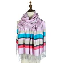 vimpa jacquard scarf cotton wraps shawls scarves femme pashmina fashion stripes floral scarfs hijabs capes