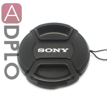 цены ADPLO Camera Lens cover cap, 5pcs Snap-on Lens Cap for Sony Camera 52mm/58mm