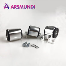 Mesin UNTUK 92-95 HONDA CIVIC EG D16 B16 B18 B20 PERAK Mesin MOUNTS kIT EG D-SERIES SWAP B-SERIES(China)