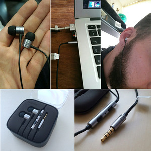 Image 5 - 1MORE E1003 مكبس 3 كلاسيكي داخل الأذن سماعة للهاتف مع أبل iOS و أندرويد ميكروفون متوافق و شاومي عن بعد