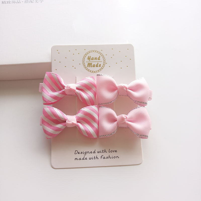 Cute Baby girls hairpins flower dot bow hairclip Barrettes Hair Accessories Hairgrip headwear cheveux bebes fille nina birthday lysumduoe headband black hairpin women clip s shape barrette girl hairgrip hairgrips children hairpins jewelry hair accessories