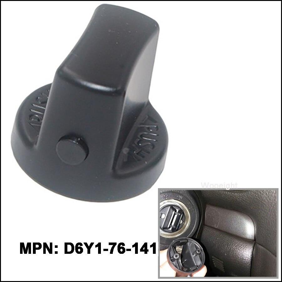Wooeight D461-66-141A-02 1pc tecla de ignição push turn knob para mazda 6 2006 2007 para mazda CX-7 2007-2012 para mazda CX-9 2007-2014