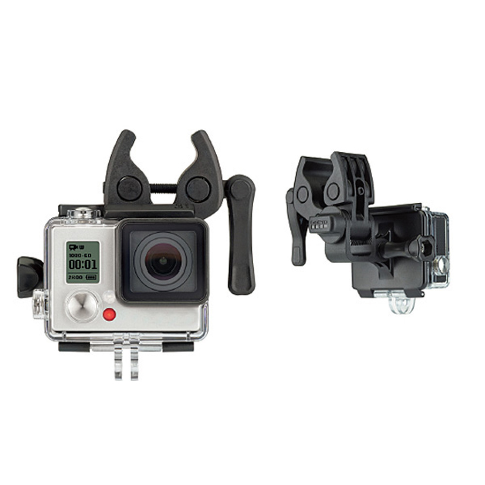 New Sportman Mount Use For Gopro Hero 1 2 3 3plus Hunting Shooting An Arrow Suitable