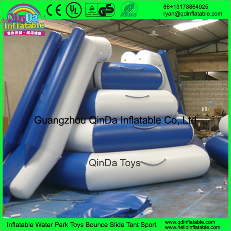 inflatable floating water slide54