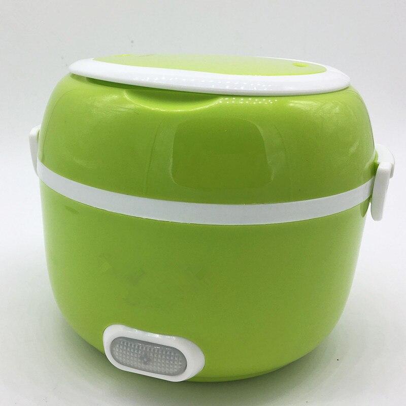1.2L Taşınabilir Öğle Yemeği Kutusu Elektrikli Pirinç Ocak 200 - Elektrikli Mutfak Aletleri - Fotoğraf 5