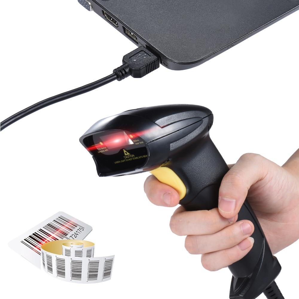 Aliexpress.com : Buy USB Barcode Scanner Handheld Wired ...