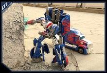 Diamond alloy plate deformation toy car robot suit genuine model boy toys for children