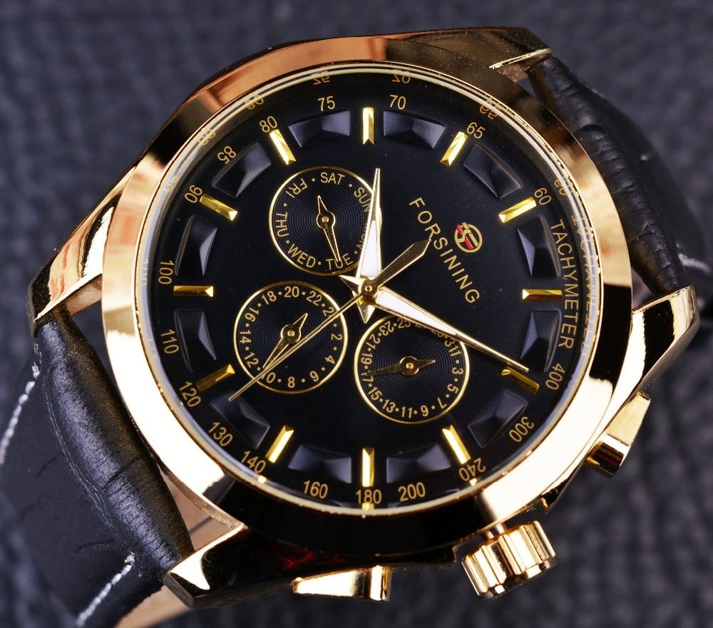 Forsining - メンズ腕時計 - 写真 2