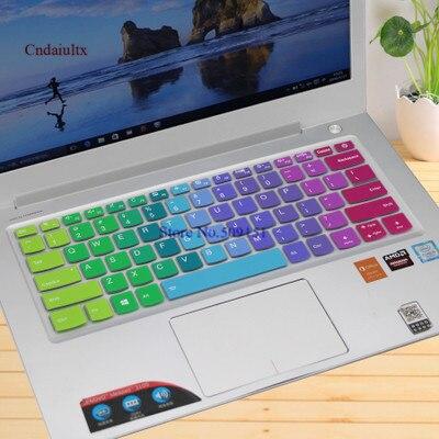 "2017 Mới Ốp Bàn Phím Bao Da Bảo Vệ Cho Lenovo Yoga 720 13 13.3 ""IdeaPad 720 S 13 Flex5 14 15 i5 i7 320S-13IKB"