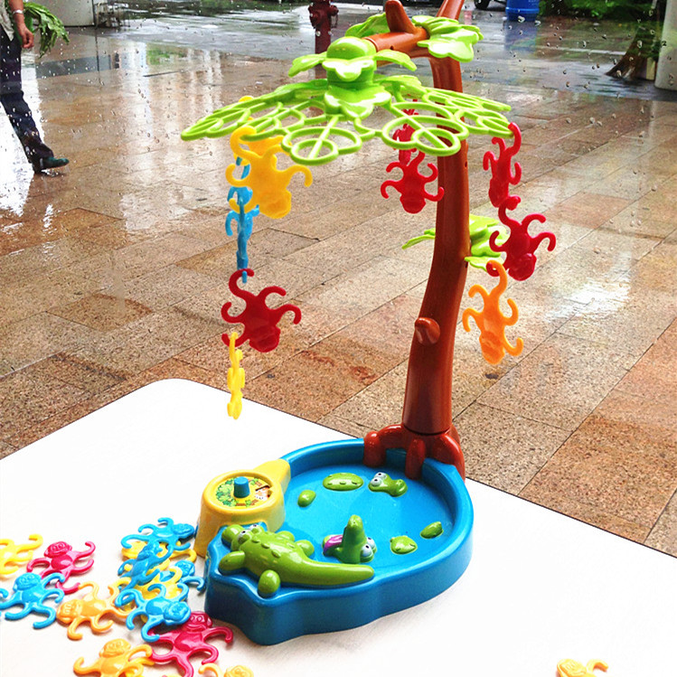 Toy Game Store In Lone Tree: Suzakoo Monkey Swing Tree Board Game For Children And
