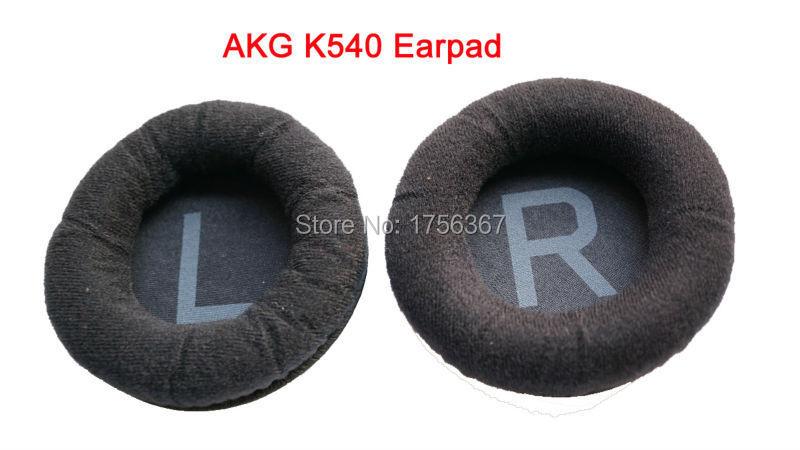 Veshjet me fanellë zëvendësojnë jastëkun e veshit për kufje AKG - Audio dhe video portative - Foto 2