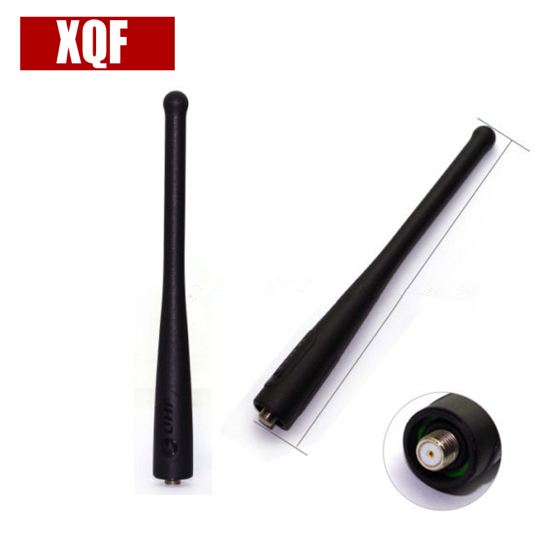 XQF UHF Antenna GPS For Motorola MOTOTRBO XPR6350 APX6500 APX7000 APX7550 Two Way Radio