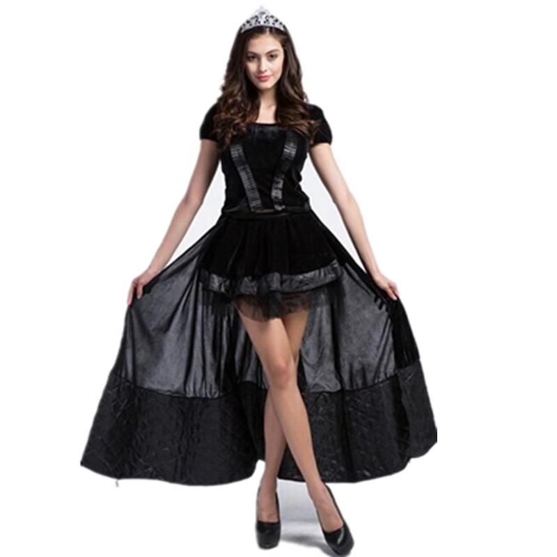 Black fairy dresses