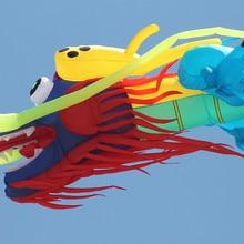 15 м надувной дракон воздушный змей для шоу от Вэйфан кайсюань кайт завод