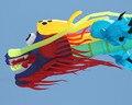 15 M Inflable espectáculo dragón cometa de Weifang kaixuan kite fábrica