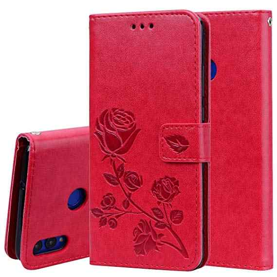 Honor 8x case on for huawei honor 8a honer hono 8c 8 x Lite pro Phone wallet Leather Flip Cover for huavei x8 c8 8a 8lite light