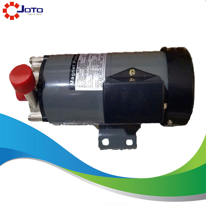 (MP 40RM) Нержавеющаясталь Электрический коррозионно стойкие Магнитный Портативный центробежный водяной насос 220V