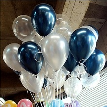 18 Colors 10 Inch Latex Balloon Assorted Color Birthday Party Balloons Inflatable Air Balls Childrens