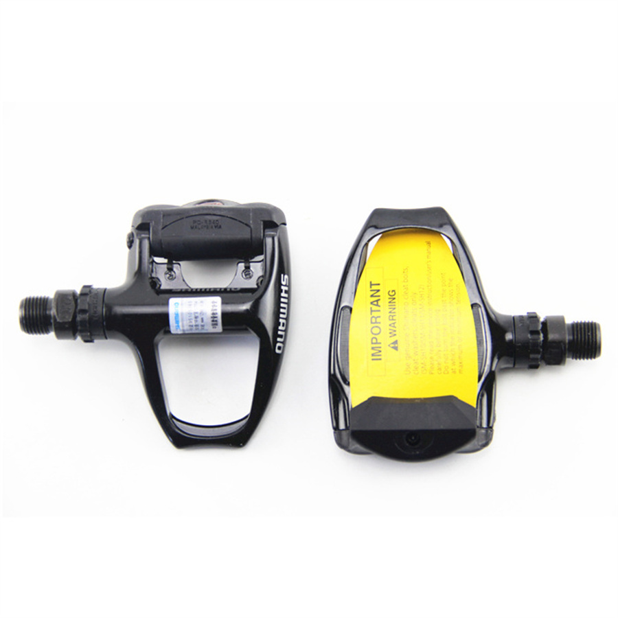 4942977f12b SHIMANO PD R540 Pedals Road Bike Clipless Pedals with SPD R540 Cleats Pedal  SM SH11 box-in Bicycle Pedal from Sports   Entertainment on Aliexpress.com  ...