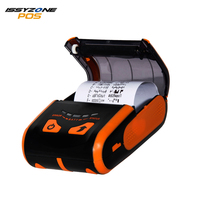 ISSYZONEPOS 58mm Mobile Thermal Pinter Line Printing Bluetooth 4.0/WIFI/USB Support Apple/Android/Windows Mini Receipt Printer