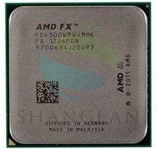 Четырехъядерный процессор AMD FX серии FX4300 3,8 ГГц FX 4300 FD4300WMW4MHK 95 Вт Разъем AM3 +